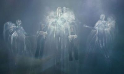 anjos de luz