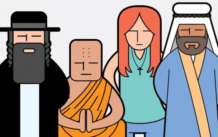 melhor religião